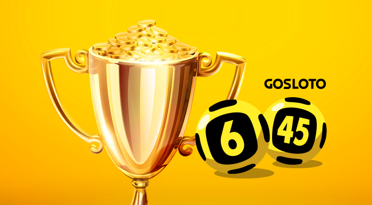 "Krasnodar resident wins more than 74 million rubles in Gosloto ""6 out of 45"""